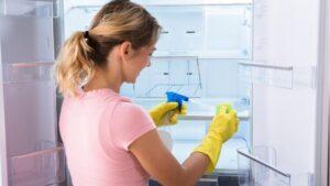 Buzdolabı nasıl temizlenir