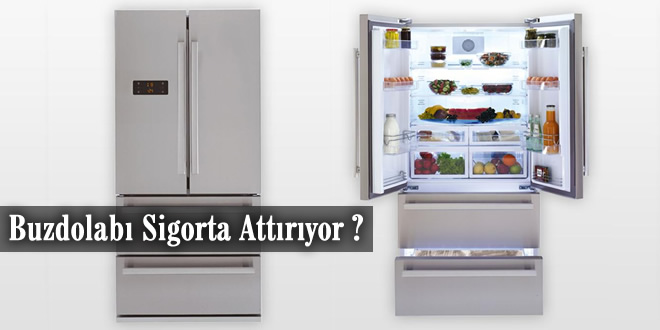 Buzdolabı sigorta attırıyor