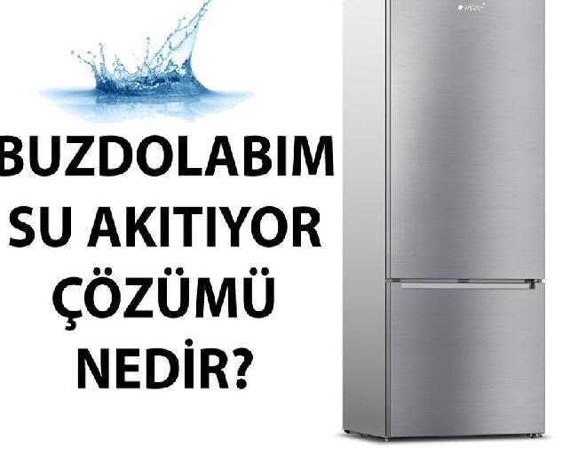 Buzdolabı Su damlatıyor